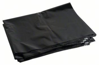 Мешки для мусора 220  литров ПВД  93*125 см